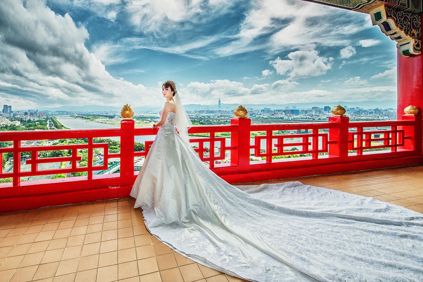 台北婚攝/婚禮攝影/婚禮記錄/圓山大飯店/臨安+錫勤
